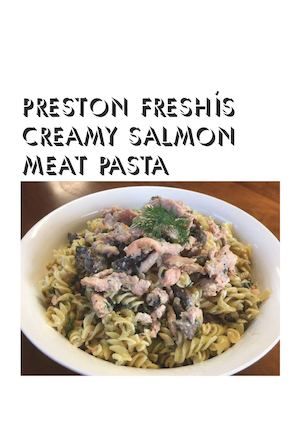 Prestons Cookbook