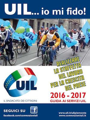 Calaméo Guida Convenzioni UIL Torino 2016 2017