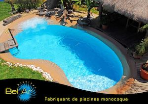 Catalogue Bel Air Piscine 2016