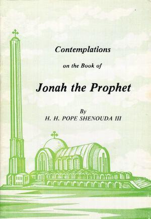 Calamo Jonah The Prophetbook Pdf Written By Pope Shenouda Iii