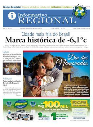 Calaméo - Informativo Regional 1121 5b7e7039d2