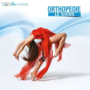 Catalogue Orthopedie