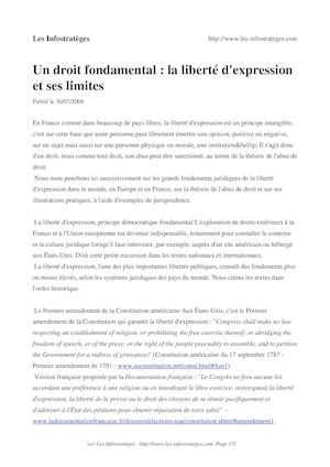 Les Infostrateges Libertedexpression