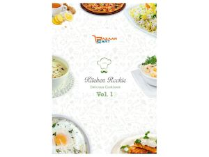 Recipe Book - Learn Cooking