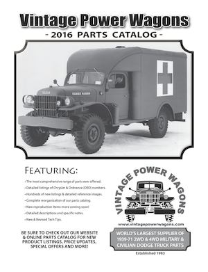 calam o complete 2016 vintage power wagons parts catalog rh calameo com