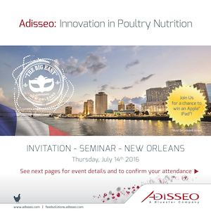 Adisseo: Innovation in Poultry Nutrition
