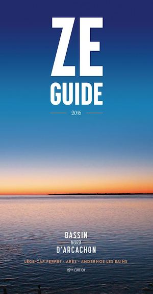 Ze Guide Nord Bassin d'Arcachon 2016