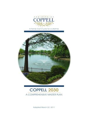 Coppell 2030 - A Comprehensive Master Plan