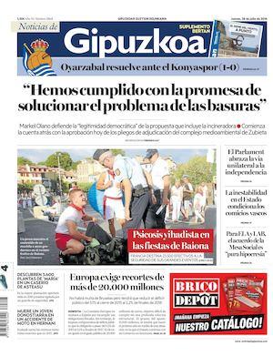 sports shoes 1093e 668ff Noticias de Gipuzkoa 20160728