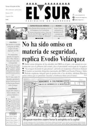 Calaméo - El Sur Viernes 29072016 52e831d47ceb6