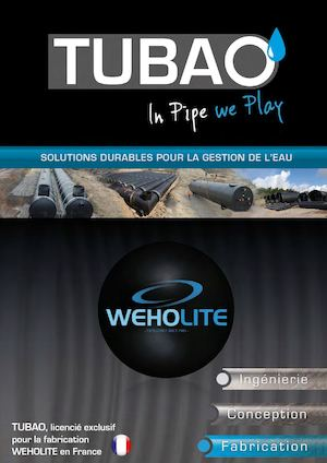 Plaquette Weholite TUBAO
