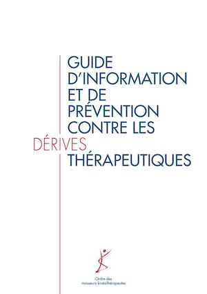 Guide Derives Therapeutiques