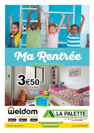 Calaméo La Paletteweldom Guadeloupe Ma Rentrée