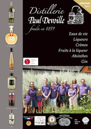 Catalogue Devoille 2017