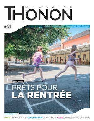 Thonon magazine n°91