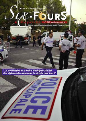 Calamo  SixFours Magazine Septembre