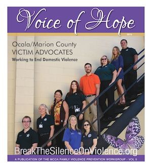 Voice Of Hope Final 2016 - Working to End Domestic Violence