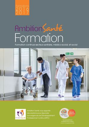 Catalogue Ambition Sante 2016 2017
