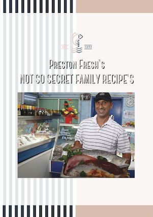Not So Secret Prestons Cookbook