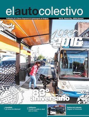 El AutoColectivo Edición N° 604