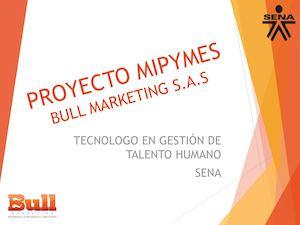 calaméo presentacion proyecto para pymes