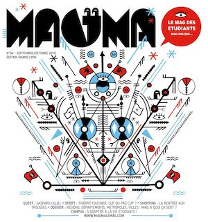 Magma Magma Calaméo Lyon Calaméo N°34 Grand b7gyf6Y