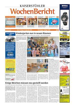 Calaméo KWB Bahlingen