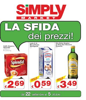 Simply Market 2205