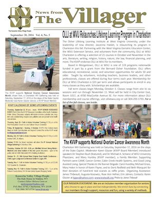 2016 09 20 Kvvp Newsletter For September Final