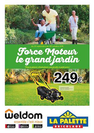 Calaméo - La Palette / Weldom Guyane - Force Moteur