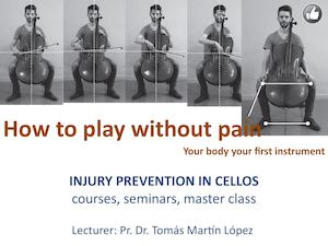 Injury Prevention Course In Cellos