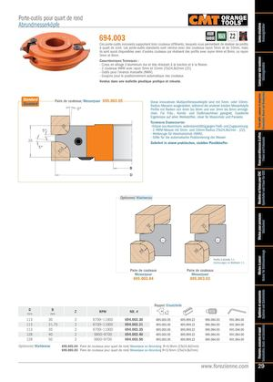 Affutoo Catalogue CMT P30