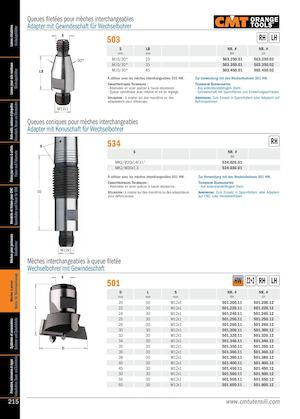 Affutoo Catalogue CMT P217