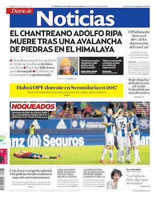 official photos 7b8ef aebcd Diario de Noticias 20160923