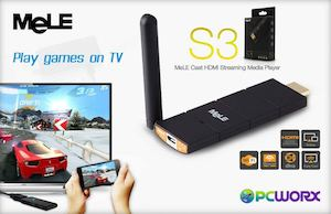 Get This Mele Cast Hdmi Streaming Media Player For P1399 At Pcworx While Stocks Last 86179