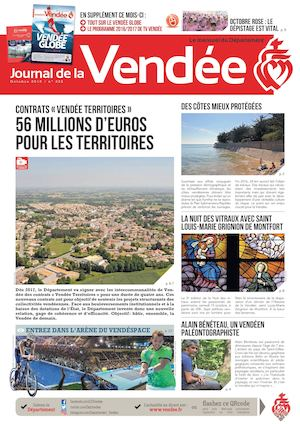 Journal de la Vendée n°222 - Octobre 2016