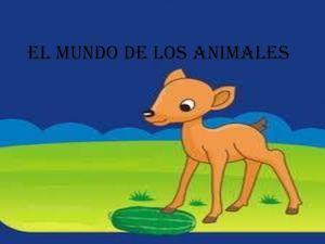 Calameo El Mundo De Los Animales Maria