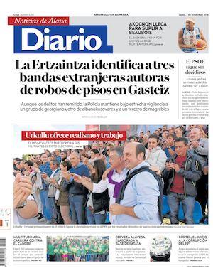 4a2555ae0c Calaméo - Diario de Noticias de Álava 20161003