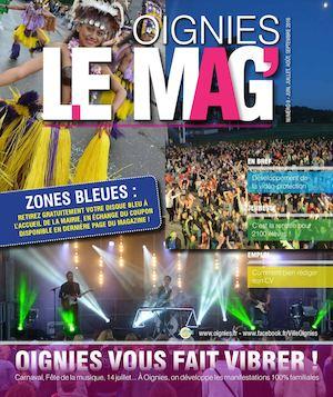 Calaméo Oignies Le Mag N8