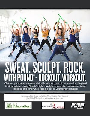 Pound Rockout Workout