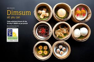 Enjoy Unlimited Dim Sum All Day For Only P299 At Boon Tong Kee While Servings Last 86421
