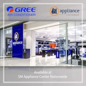Need Air Conditioner Gree Is Available At Your Nearest Sm Appliance Store 86423