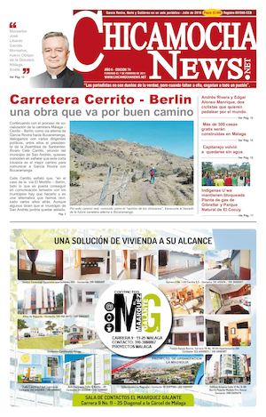 Chicamocha News N°74