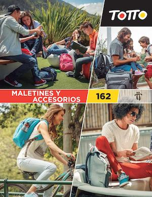 Catalogo Distribuidores Totto T162