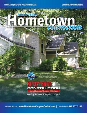 Hometown Connection Magazine - Huron Valley