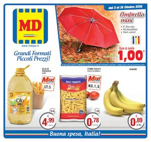 MD Discount dal 03-10 al 16-10
