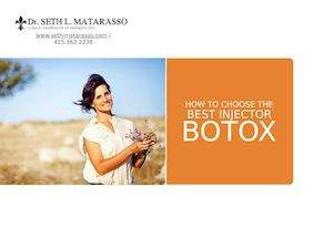 How to Choose the Best Botox Injector