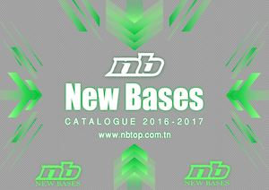 Catalogue NEW BASES 16-17
