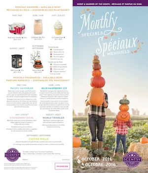 Oct Monthly Flyer