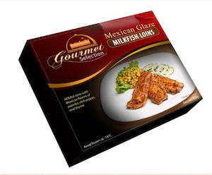 Fisherfarms Gourmet Selections Mexican Glaze Milkfish Loins Is Available At Leading Supermarkets 86445